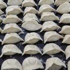 六十六个饺子