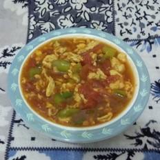 西红柿鸡蛋酱