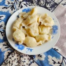 素卷心菜水饺