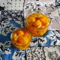 酸甜杏肉白芸豆