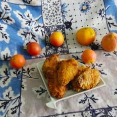 鸡翅(空气炸锅)