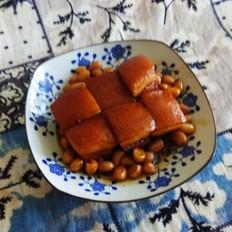 东坡肉花生米