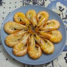 五香盐水虾