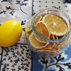 烘干柠檬片