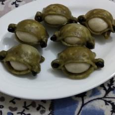 小青蛙馒头