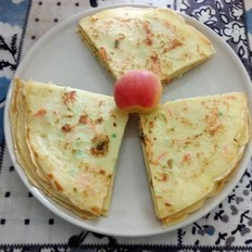 营养蔬菜饼