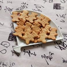 植物油动物饼干
