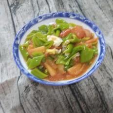 西红柿鹌鹑蛋