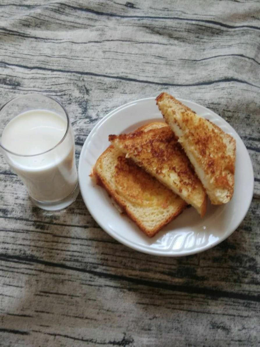 早餐面包片