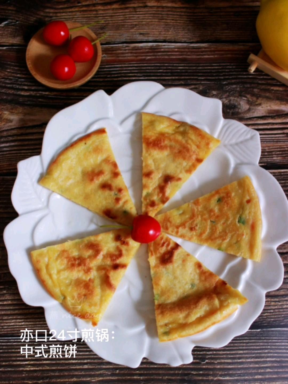 亦口24寸煎盘:中式煎饼