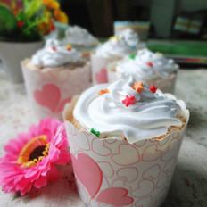 奶油香草蛋糕