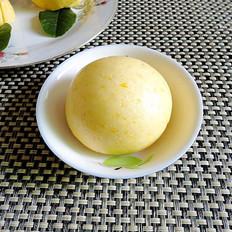 豆沙南瓜包