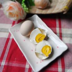 自制咸鸡蛋