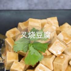 叉烧豆腐的做法