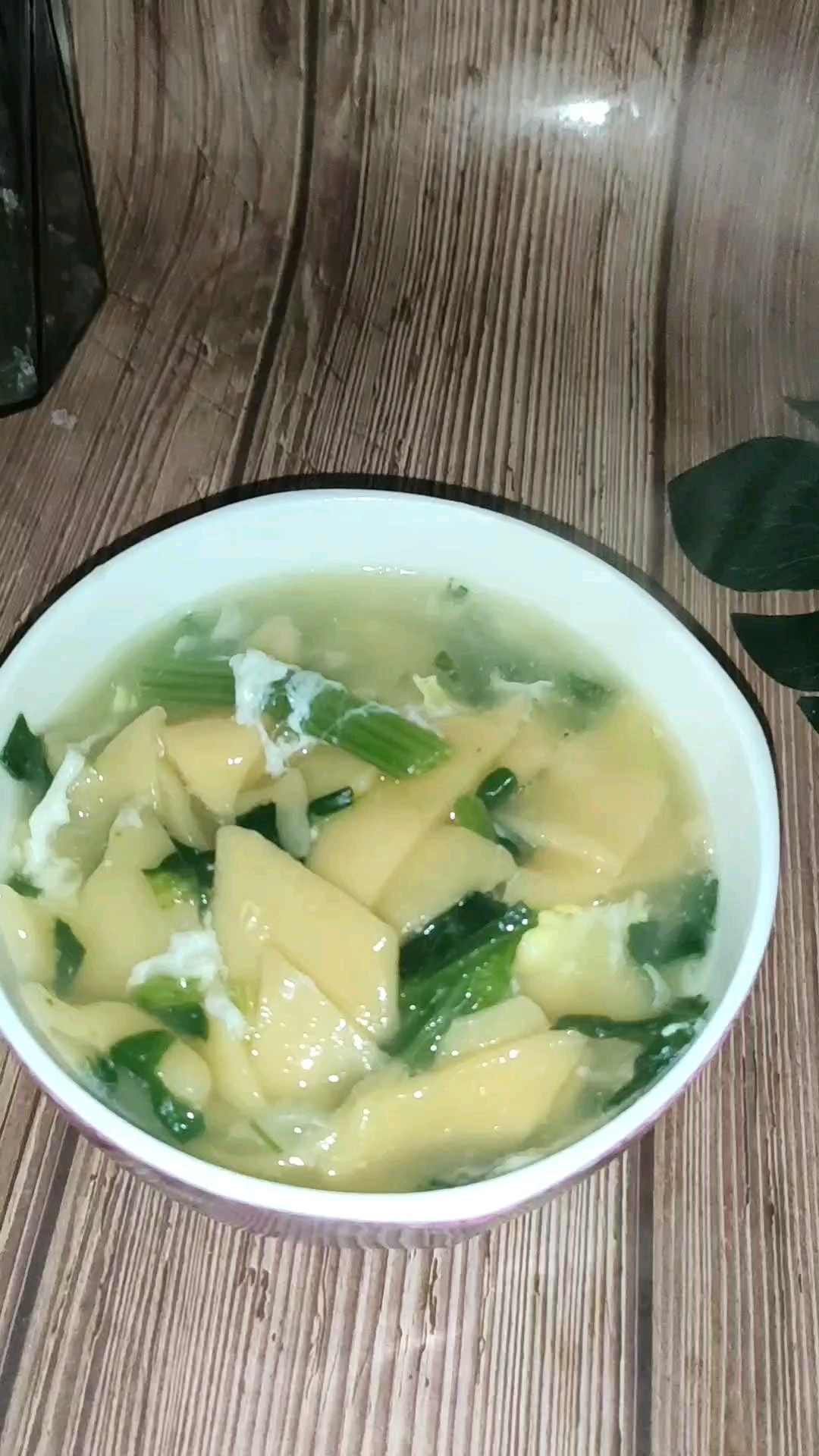 蔬菜面片汤