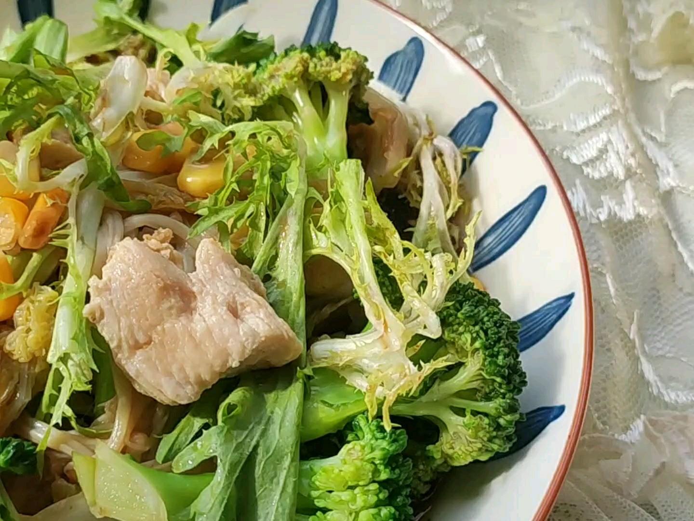 健康减肥佳品——轻食沙拉的做法