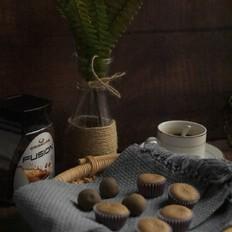 咖啡小蛋糕