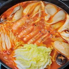 浓汤宝版韩式酸辣火锅