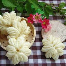 香软菊花卷