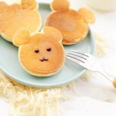 小熊舒芙蕾松饼