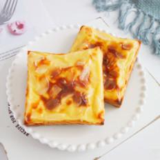 熔岩奶酪吐司