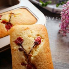 浪漫樱花磅蛋糕