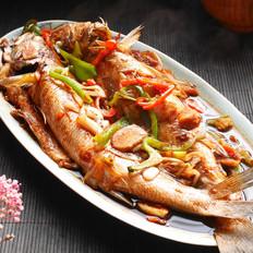 新手也能做的香煎米鱼