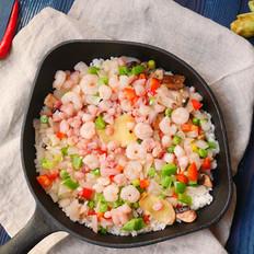 年夜饭可以做海鲜烩饭