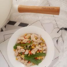 减脂增肌神菜:鸡胸嫩蔬