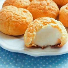 超级酥的奶油泡芙