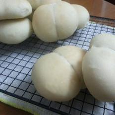 淡奶油海蒂白面包