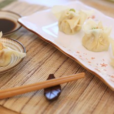 迷迭香:鲜虾烧卖