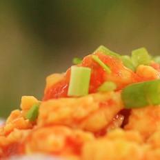 迷迭香:西红柿打卤面