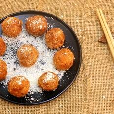 迷迭香美食:五福小丸子