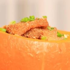南瓜粉蒸肉 迷迭香