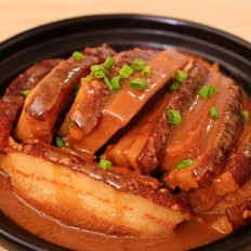 芋头扣肉-迷迭香