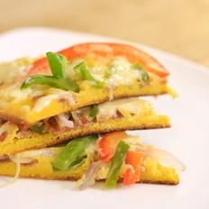 披萨蛋饼-迷迭香