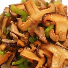 香菇肉丝-迷迭香
