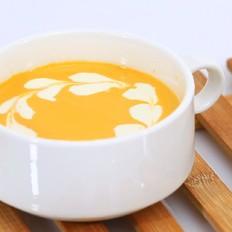 奶油南瓜汤—迷迭香