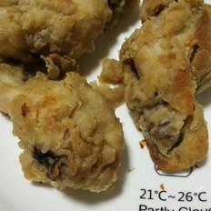 香酥鸡翅(烤箱版)