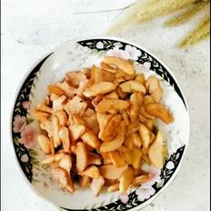 菱角米炒肉