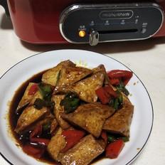 香煎家常豆腐