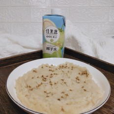 椰子水桂花糕