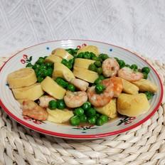海鲜青豆玉子豆腐