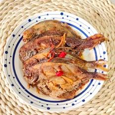简单几步,在家就可以做出好吃的干烧鲳鱼