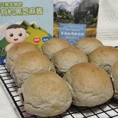 乌发养颜吃出来,加一物面包更香还养生的做法