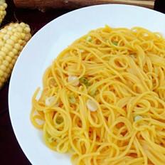 凉拌玉米面