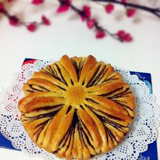 果酱花式面包