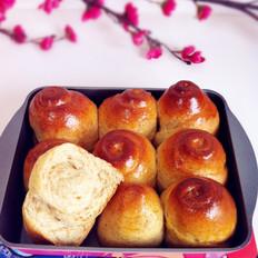 养胃猴菇面包