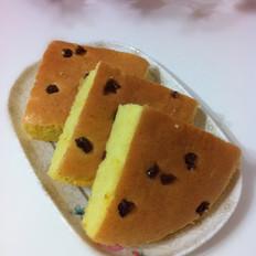 阿胶蜜枣海绵蛋糕